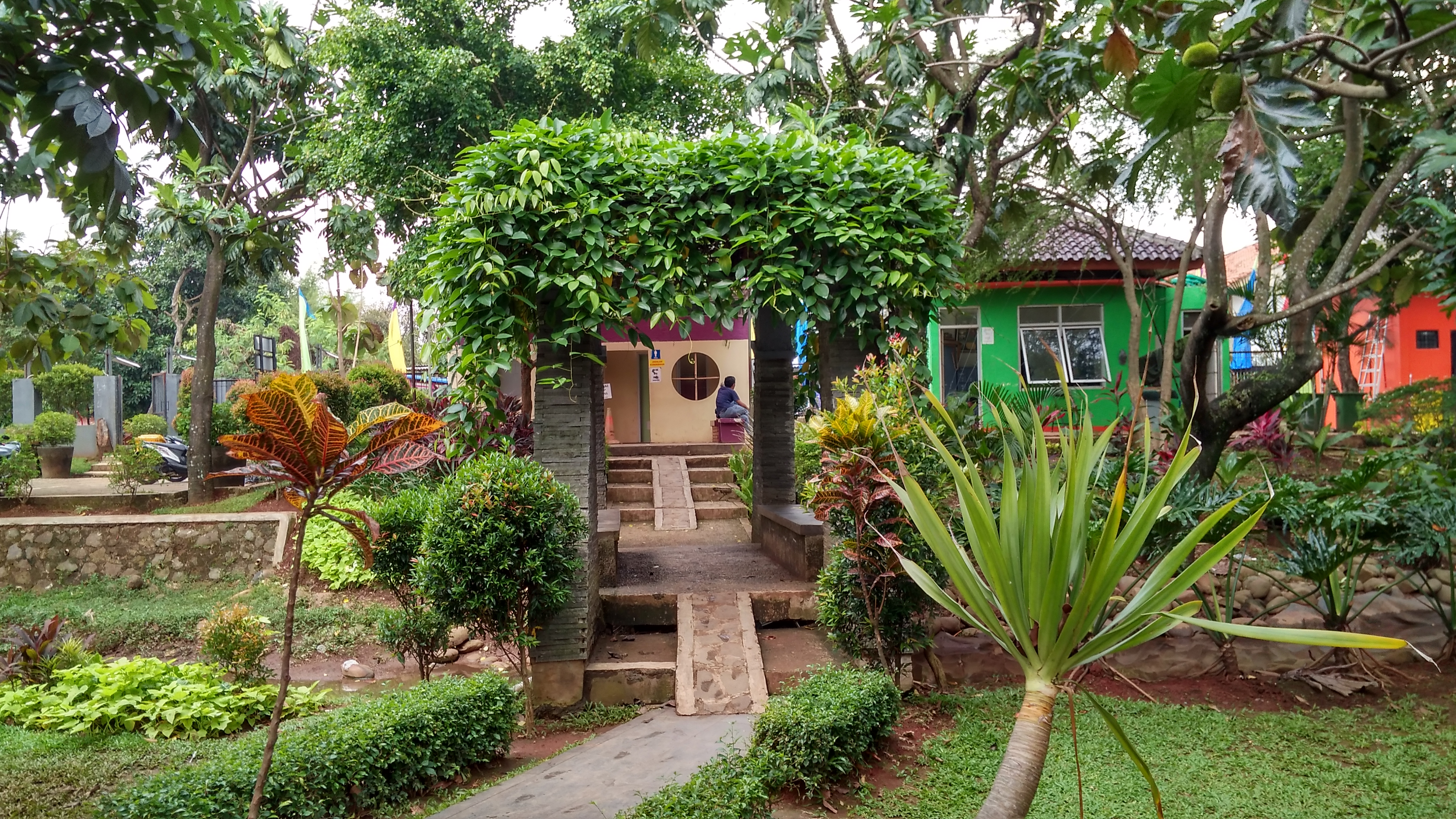 Sejarah Sarana Dan Prasarana Taman Lembah Gurame Depok Jawa